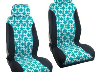 Turquoise Car Seat Covers