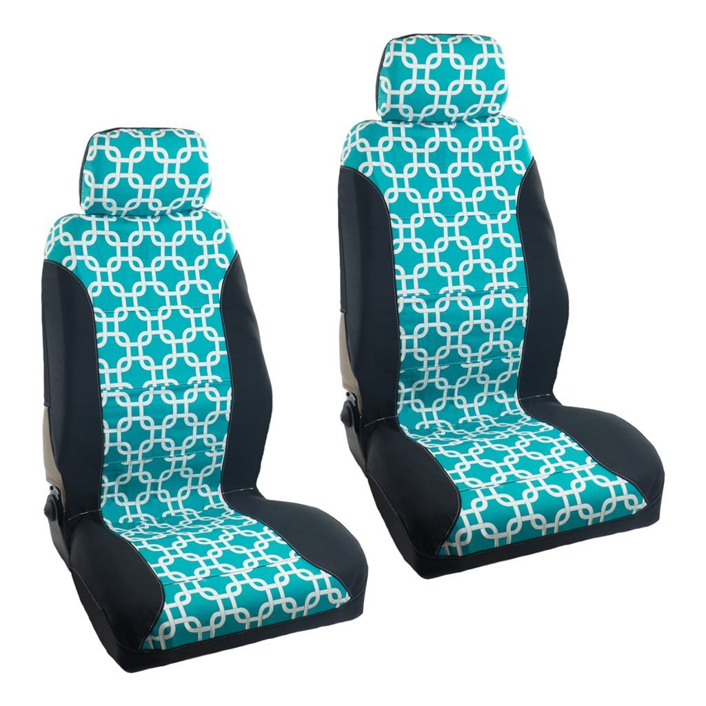 turquoise-car-seat-cover