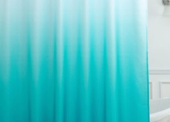 Turquoise Bathroom Shower Curtains