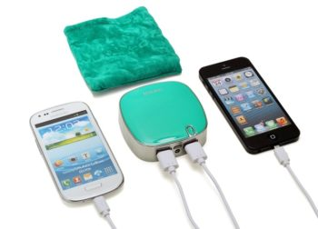 Turquoise Phone Chargers