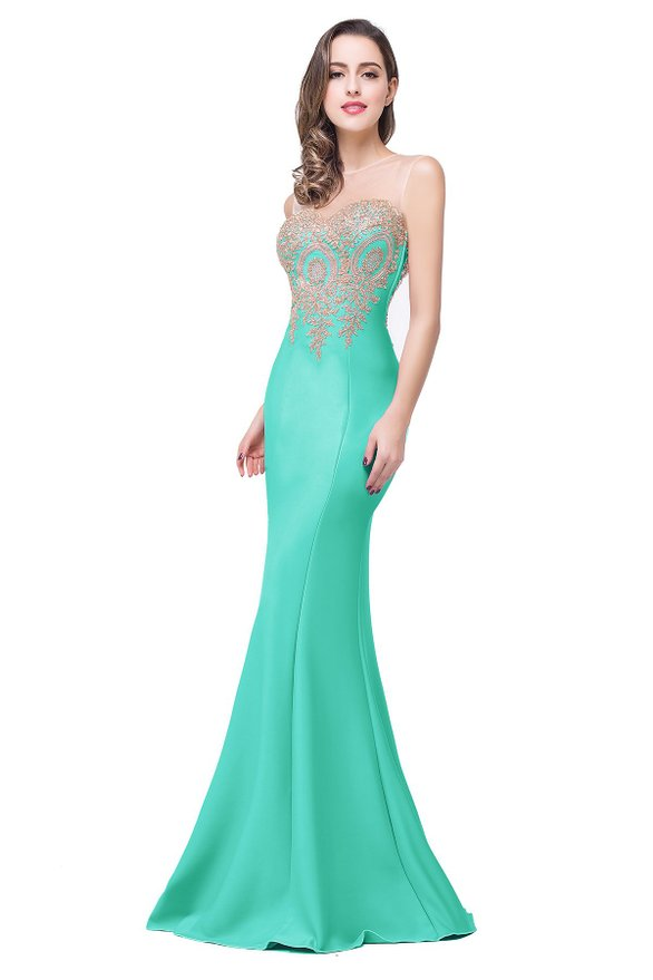 Turquoise Prom Dresses
